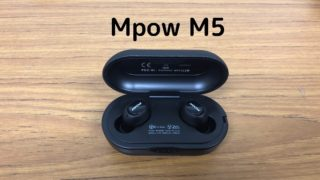 Mpow m5 イヤホン